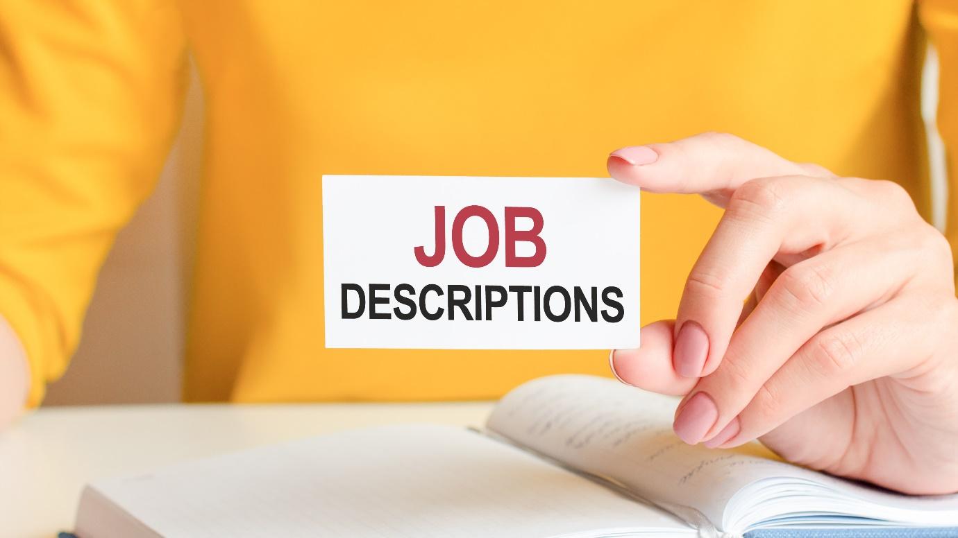 JD(Job Description)