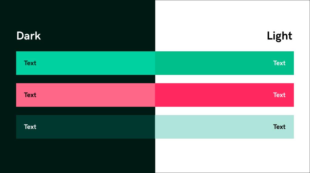 배경과 색