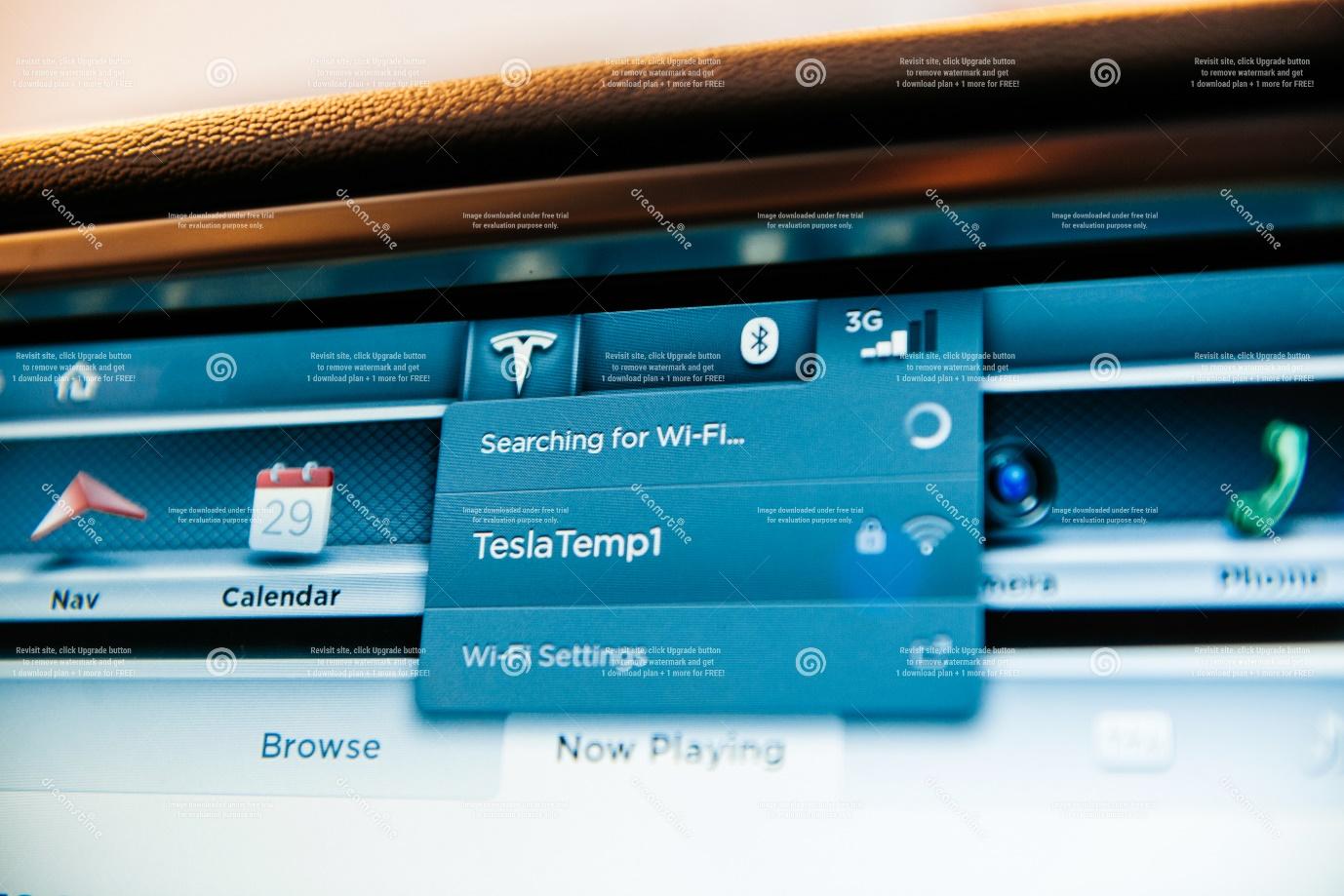안전 주행을 위한 Wi-Fi기능