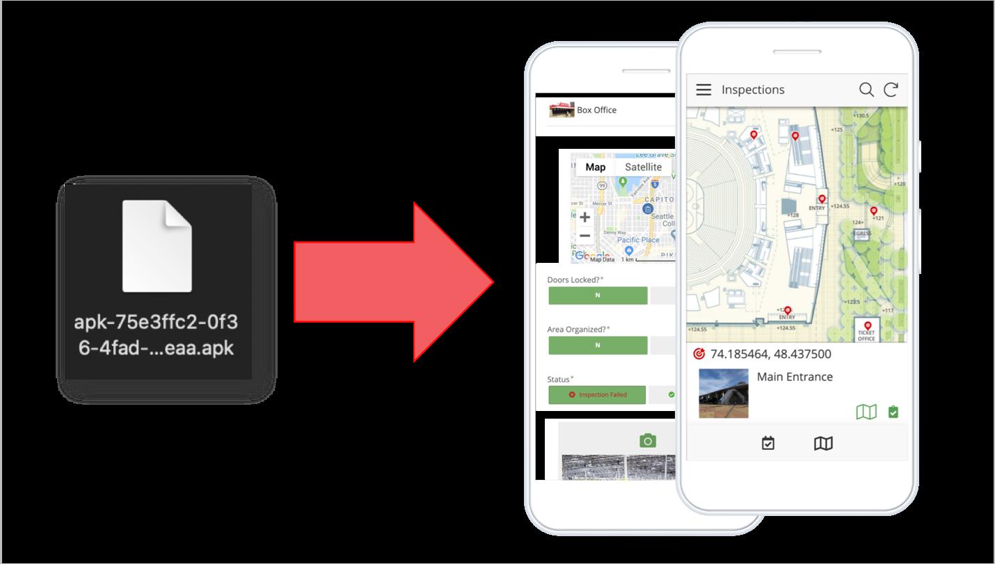 앱시트(AppSheet) 모바일 앱 변환